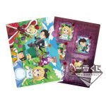 "Attack on Titan: Junior High - ""Ichiban Kuji - School Festival"" Alice in Wonderland File Folder Set (Prize E)"