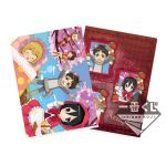 "Attack on Titan: Junior High - ""Ichiban Kuji - School Festival"" Red Riding Hood File Folder Set (Prize E)"