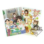 "Attack on Titan: Junior High - ""Ichiban Kuji - School Festival"" School Festival and Animal Costume File Folder Set (Prize E)"