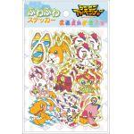 Digimon Adventure - FuwaFuwa Sticker Set