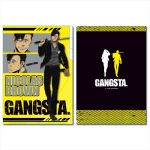 Gangsta - Nicolas 3 Pocket Document Wallet (A4)