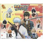 "Gintama - ""Tsuitennokaaaaa!"" Swing Figure Collection Vol. 1"
