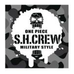 "One Piece - ""Ichiban Kuji -  Military Style"" Brook Hand Towel (Prize F)"
