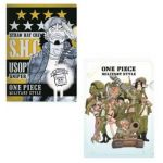 "One Piece - ""Ichiban Kuji -  Military Style"" Usopp File Folder Set (Prize G)"