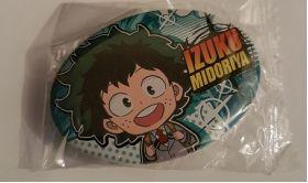 My Hero Academia - Izuku Midoriya Deformed Can Badge