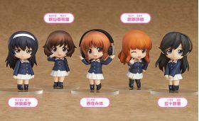 Girls und Panzer - Team Ankou Ver. Nendoroid PetGirls und Panzer - Team Ankou Ver. Nendoroid Petit Figureit Figure