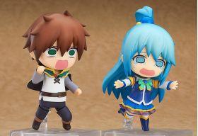 KonoSuba - Kazuma Nendoroid (Good Smile Company)
