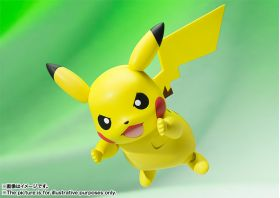 Pokémon - S.H Figuarts Pikachu