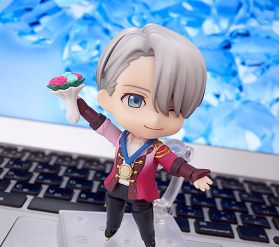 Yuri on Ice - Victor Nikiforov Nendoroid (ORANGE ROUGE)