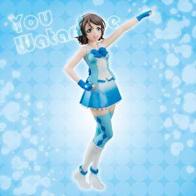 """Love Live Sunshine - Watanabe You """"Daisuki dattara Daijoubu!"""" SSS Figure (FuRyu)"""