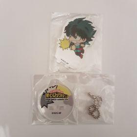 My Hero Academia - Izuku Midoriya Acrylic Stand/Keychain (Animate Cafe Ltd. Ver.)