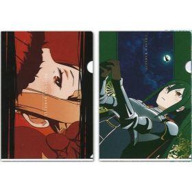 "Re:ZERO - ""Ichiban Kuji - First Lottery"" Crusch and Priscilla File Folder Set (D Prize)"