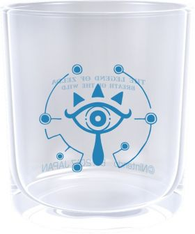 "The Legend of Zelda - ""Ichiban Kuji - Hyrule Lifestyle"" - Tumbler Glass (Prize F)"