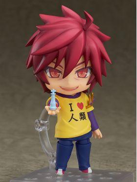 No Game No Life - Sora Nendoroid and Limited Edition Light Novel (Good Smile Company)
