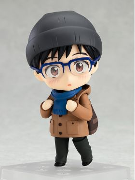 Yuri on Ice - Yuri Katsuki Nendoroid (Casual Clothes Ver.) (ORANGE ROUGE)