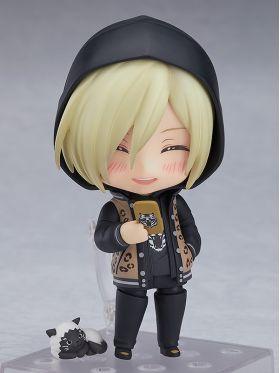 Yuri on Ice - Yuri Plisetsky Casual Ver. Nendoroid (ORANGE ROUGE)