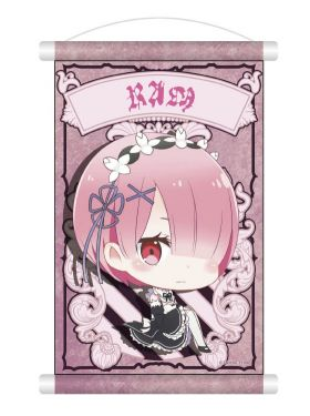 Re:ZERO - Ram Mini Wall Scroll