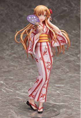 "Sword Art Online II - Asuna ""Yukata Ver."" 1/8 Scale Statue (FREEing)"