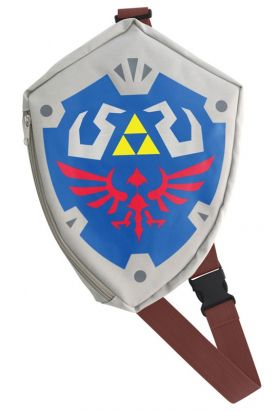 "The Legend of Zelda - ""Ichiban Kuji - Hyrule Lifestyle"" - Hylian Sheild Backpack (Prize A)"