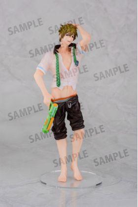 Free! - Tachibana Makoto 1/8 Scale Statue (Chara-Ani)
