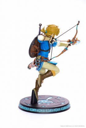 The Legend of Zelda: Breath of the Wild - Link PVC Statue (F4F)