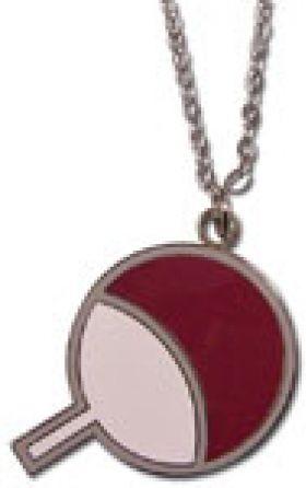 Anime Merchandise Jewellery Naruto Uchiha Symbol Necklace
