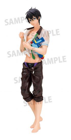 Free! - Nanase Haruka 1/8 Scale Statue (Chara-Ani)
