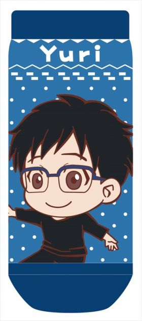 Yuri on Ice - Yuri Katsuki TojiColle Socks
