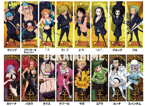 Shop By Anime One Piece