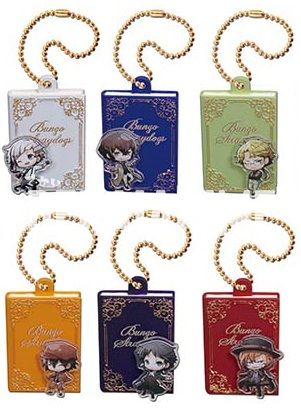 Bungou Stray Dogs - Book Plate Collection
