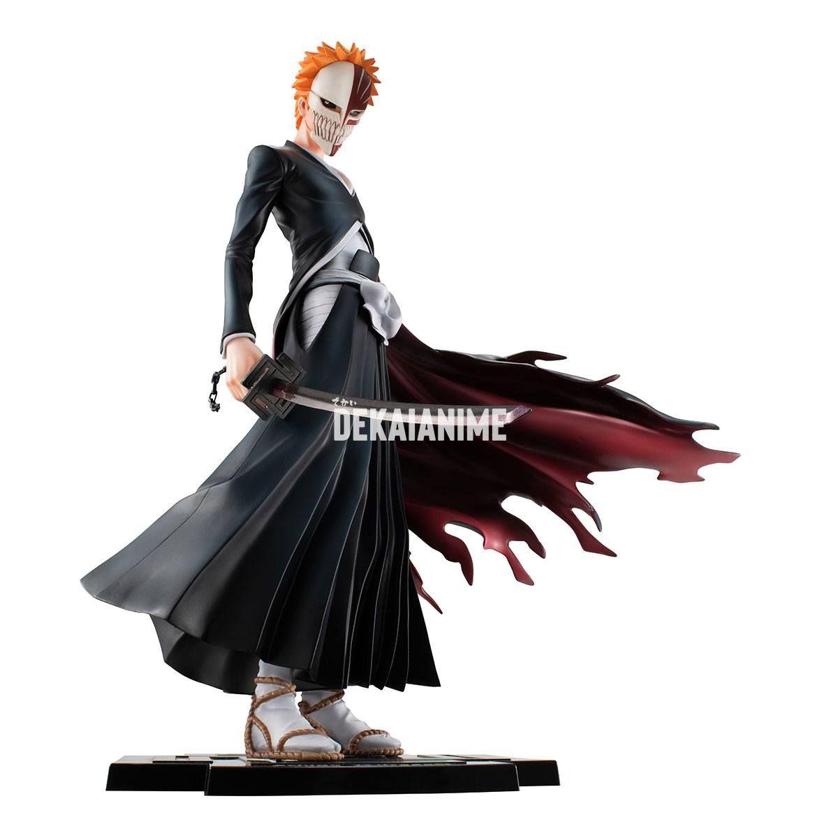 Bleach - Kurosaki Ichigo 10th G E M  Series Anniversary Ver  PVC Statue