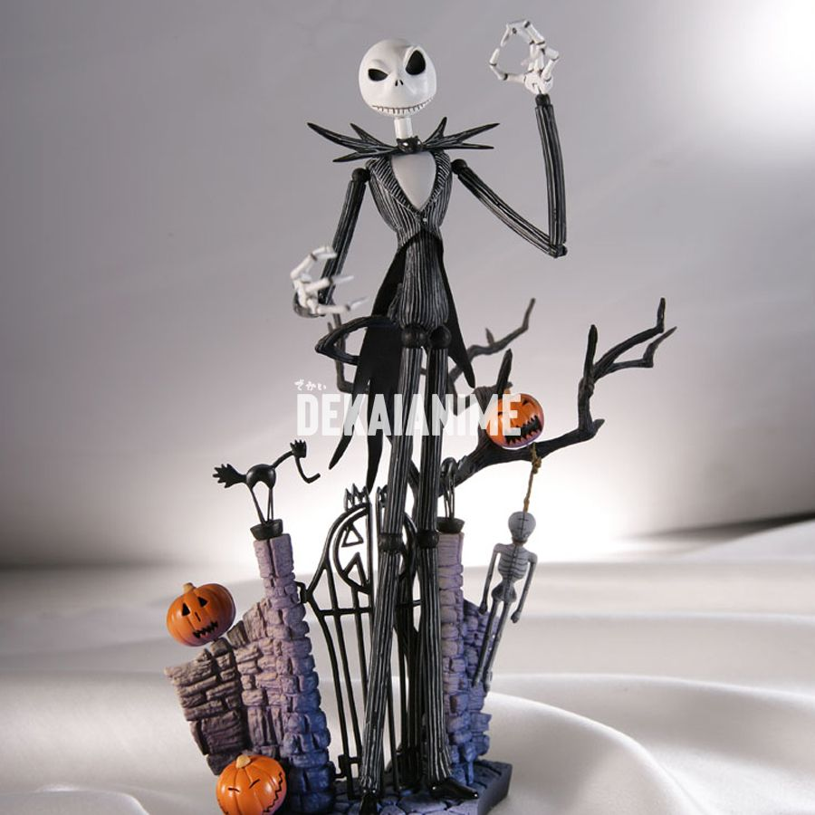 Pop Culture :: Movie Merch :: The Nightmare Before Christmas - Jack ...